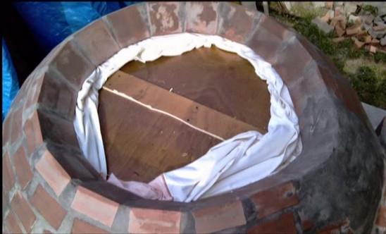 Realizzare forno a legna for Forno a legna per pizza fai da te