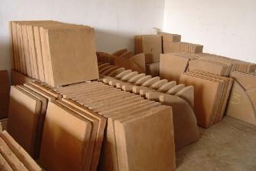 Fondo biscotto forni a legna come costruirli