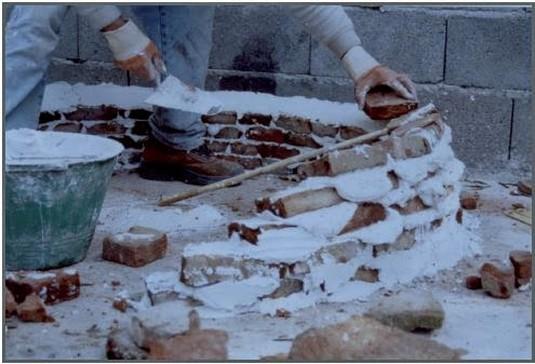 Cupola forni a legna come costruirli